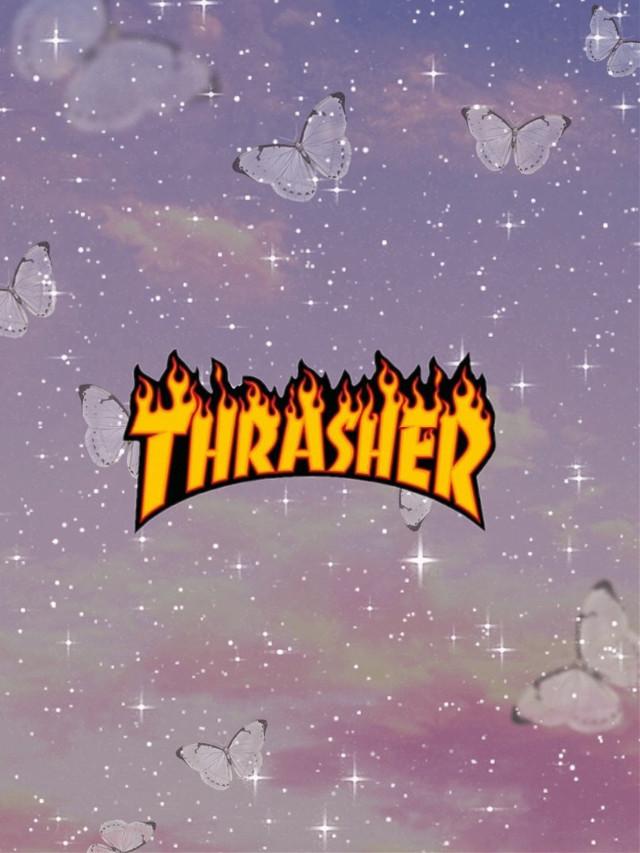 #freetoedit #background #trasher Bin back friends ✌🏻💗