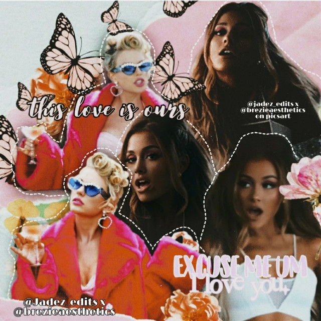 Collab with @jadez_edits ♡♡  I love it so, so, so much! Thanks so much, Jade, for collabing with me!! If you haven't checked her page it's absolutely amazing! Go check her out right now!   #taylorswift #taylor #swift #taylorallisonswift #ariana #grande #butera #arianagrande #arianagrandebutera #collab