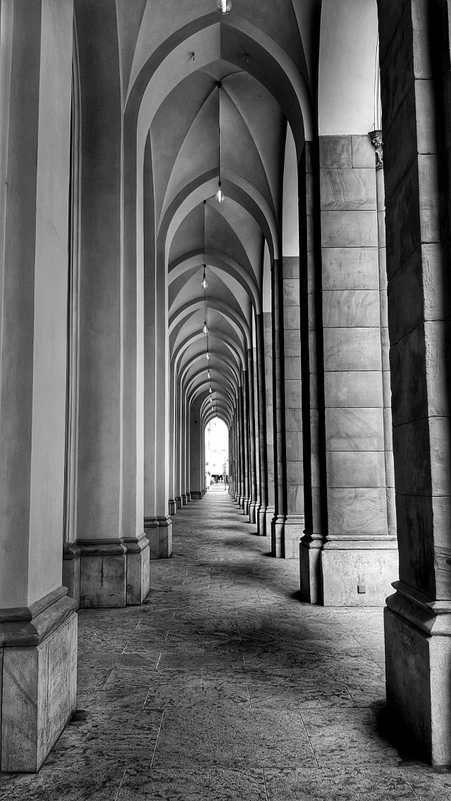 #freetoedit  #blackandwhite  #architecture #munich #photography  #travel