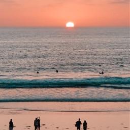 vacationmood photography sunset nature beach freetoedit