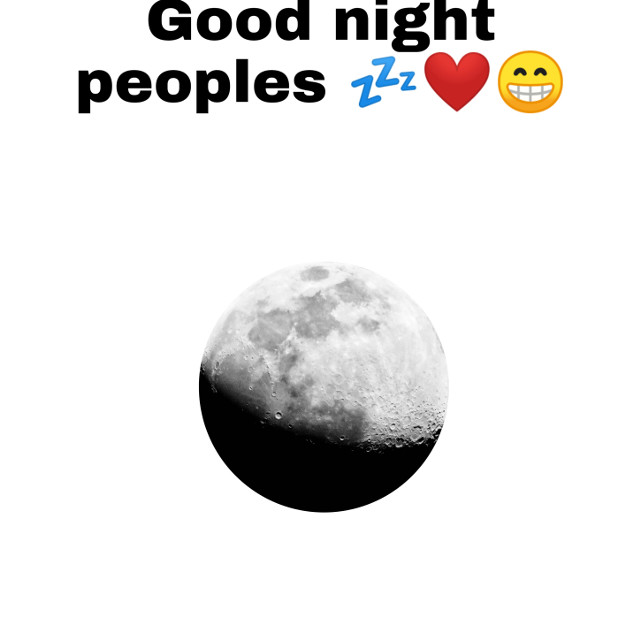 #freetoedit  good night for you @anaaa_filipaaaa ❤️❤️😁😁