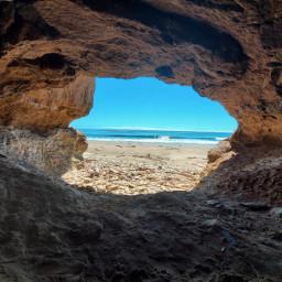freetoedit remixit beach nature ocean