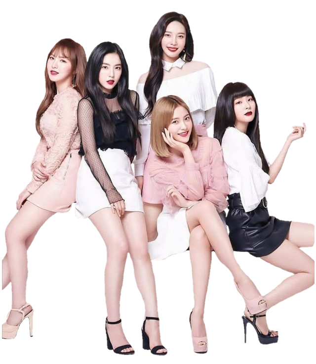 Another rv sticker bc why not 🙃  I didn't crop their legs off that's just the way the picture is LOL   #redvelvet #irene #seulgi #wendy #joy #yeri #freetoedit