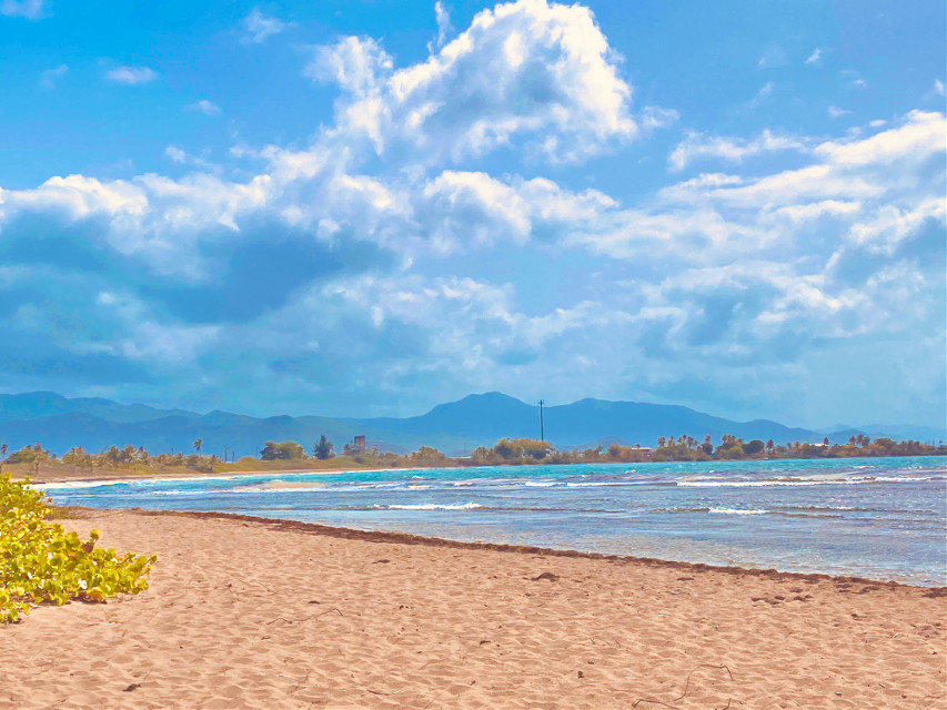 #freetoedit @heidyqueen7 #myphoto #beach #sea #beautiful #lanscape #sun #puertorico #follow #photography #lovepicsart #picoftheday #picsartmaster #color #nature #naturelovers #naturaleza #naturephotography #Panorama