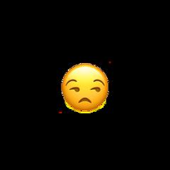 emoji emojis iphoneemoji iphoneemojis meh freetoedit