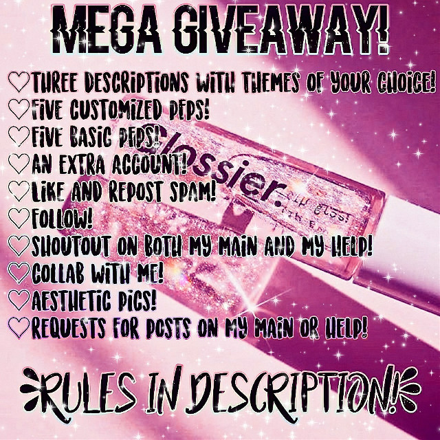𝗪𝗶𝗻𝗻𝗲𝗿𝘀 𝗶𝗻 𝗮 𝗳𝗲𝘄 𝗱𝗮𝘆𝘀!  No desc, just rules! So i reached 300 so I'm posting this early! Yay! Now lets get down to business...       To defeat         The huns!    Ok seriously   🔮𝐻𝑜𝑤 𝑡𝑜 𝑒𝑛𝑡𝑒𝑟 𝑚𝑦 𝑔𝑖𝑣𝑎𝑤𝑎𝑦!🔮 ☆like this image! ☆repost this image! ☆follow @sammy-gives-u-this   (the account im giving away) ☆send this to 1 person and dm me proof  ☆once your done with that dm me ur favorite emoji (if that emoji is taken i will have you choose another!)  💫🔮𝐸𝑥𝑡𝑟𝑎 𝑒𝑛𝑡𝑟𝑖𝑒𝑠🔮💫 ☆follow @awhemmi- (+ 1 entry) ☆follow @sammy-helps-you (+ 1 entry) ☆send this to a gc (+ 1 entry for each gc)  𝚃𝙾𝙿 𝚂𝚃𝚄𝙳𝙴𝙽𝚃𝚂: (Taglist here)  🔮@_miss_sushi_  📚@moon_playz_yt  ⚡@complex_catcof 🧙♀️@caitlinsmh  🔮@domino_effect 📚@__multi__fandom__  ⚡@awhbambi  🧙♀️@awhemmi- (my ibf) 🔮@sxnflxwer_official  📚@beebubs  ⚡@lillys_collages 🧙♀️@good_vibes_only_202  🔮@fandom_felecis 📚@ash_writes  ⚡@catcof 🧙♀️@_verena1_ 🔮@cloudy_baby_001 📚@boubbie ⚡@imsunnyxsunny 🧙♀️@beabqdadoobcc- 🔮@cremecupid- 📚@xhigh_vib3s  𝚃𝙾 𝙱𝙴 𝙰𝙳𝙳𝙴𝙳, 𝙳𝙼 𝙼𝙴: 🔮  𝚃𝙾 𝙱𝙴 𝚁𝙴𝙼𝙾𝚅𝙴𝙳, 𝙳𝙼 𝙼𝙴: 👻   Mʏ ғᴀᴠᴏʀɪᴛᴇ sᴛᴜᴅᴇɴᴛs!  🏊♀️@boubbie  🌊@lilyelaine_  🏊♀️@whcniwqsoldcr  🏊♀️@iicloudy_dayys  🌊@beaqhy- 🤽♀️@aesthetic_pics_2007  🏊♀️@-_iplayfortnite  🌊@catcof  🤽♀️@awhemmi-  🏊♀️@fqirylights  🌊@naythanthornhill2006  🤽♀️@soph_5907  🏊♀️@sugxrplxum_223 🌊@medisa_84  🤽♀️@hiddleston_lover  🏊♀️@riya_rose  🌊@billiee217  🤽♀️@emilyjohnson1998  🏊♀️@serafurby13  🌊@imsunnyxsunny  🤽♀️@purpleskjes 🏊♀️@_a_n_n_i_m_e__w_e_e_b_ 🌊@-mxtcha- 🤽♀️@awhdisney- 🏊♀️@hxpless_bxrning 🌊@loreila_cr 🤽♀️@emilyfreeze5 🏊♀️@lovely_straneg_lover 🌊@the_real_addy 🤽♀️@theweirdoonmaple 🏊♀️@miones_candy 🌊@axsthxticc 🤽♀️@tempolarthpic 🏊♀️@aestheticabi123 🌊@intothestorm05 🏊♀️@bertoak1221   Tᴏ ʙᴇ ᴀᴅᴅᴇᴅ ᴛᴏ ᴍʏ ʟɪsᴛ ᴏғ ғᴀᴠᴏʀɪᴛᴇ sᴛᴜᴅᴇɴᴛs ᴅᴍ ᴍᴇ: 🌊 Tᴏ ʙᴇ ʀᴇᴍᴏᴠᴇᴅ: 🏜  #freetoedit #giveaway