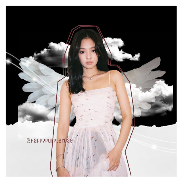 ☁️☁️ I don't know what to say about this 😐💜 .  .  .  Follow me @happypurplerose on picsart and instagram for more edits! Link on my page 💜 .  .  .  #kpop #blackpink #jennie #kpopedit #blackpinkedit #jennieedit #blackpinkjennie  #freetoedit