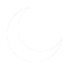 freetoedit moon crescentmoon crescent half halfmoon white glow glowmoon whitemoon aesthetic