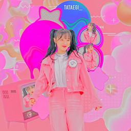 gidle yuqi songyuqi soyeon shuhua kpop kpoedit aesthetic freetoedit