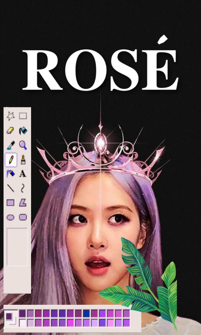 #roseblackpink #edit #roseblackpinkedit #purple #plant  #freetoedit