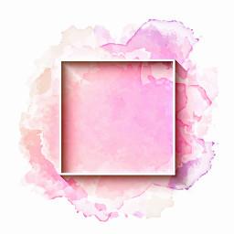 freetoedit pink frame colours picsart