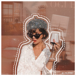 interesting people summer outline aesthetic background glitter vintageaesthetic vibes pink bronze vintage retro polishpics _polishpics follow grain france freetoedit