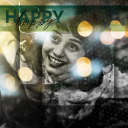 freetoedit kinora happy behappy girl
