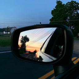vibrant vibrantcolors sunset sky clouds sceneryphotography scenery