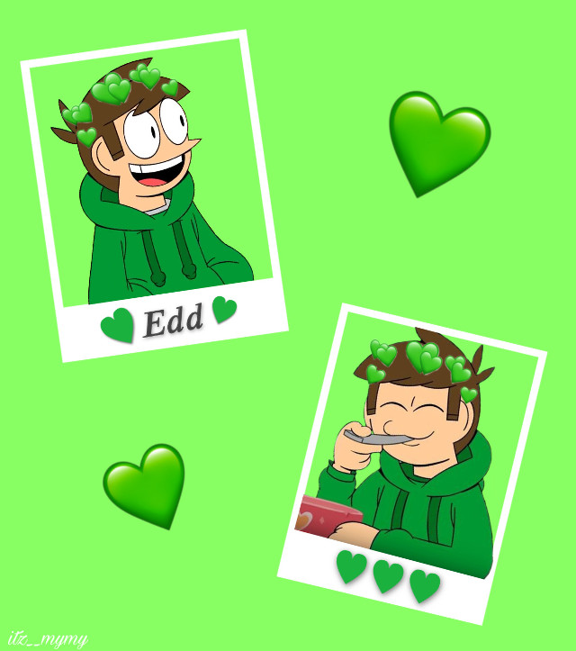 #freetoedit #edd #eddsworld #green I made a little edit of Edd hope u guys like it! -itz__mymy