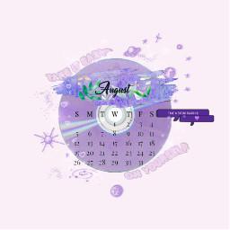 calendar purple month august text cd space pastel paint purpleaesthetic pleasing simple cute kpop sunflowryunki contest freetoedit srcaugustcalendar augustcalendar