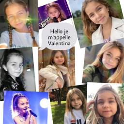kidsunited freetoedit valentina jetaime❤ jetaime