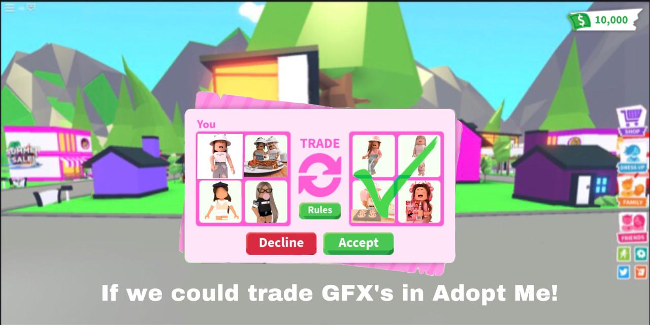 #roblox #gfx #adoptme #trade #freetoedit