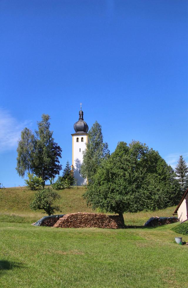#church #bavaria #germany #summer