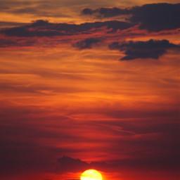freetoedit sunset photography sonya6000 summer