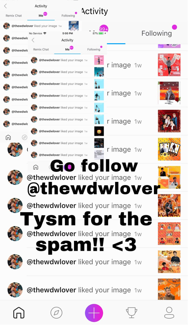 Thank you so much <3 @thewdwlover