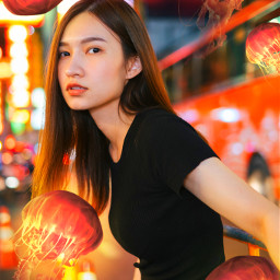 freetoedit lights portrait