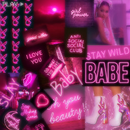 pink neon neonpink interesting night party aesthetic background freetoedit