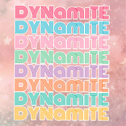 bts dynamite comingsoon august21st💜💜💜 freetoedit august21st