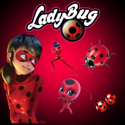 freetoedit tikki ladybug earrings red marinettedupaincheng mlbforever