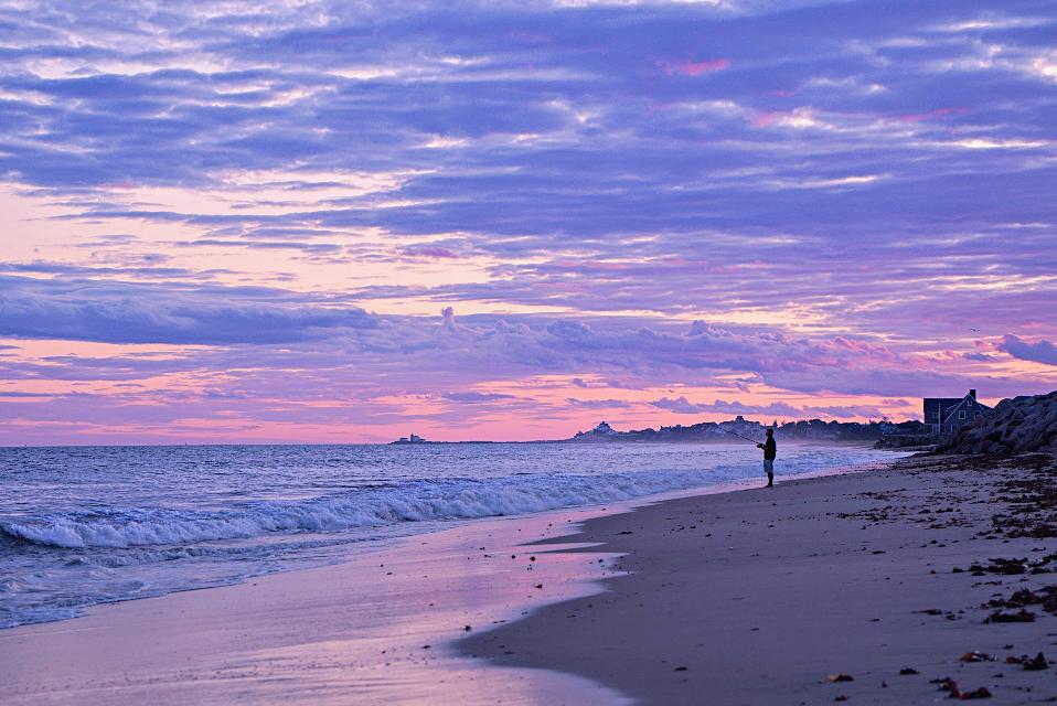 #freetoedit #outdoorphotography #atlanticocean #goldenhour #cloudysky #alonetime
