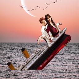 nct jaehyun jungwoo kpop titanic funny freetoedit