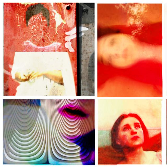 #freetoedit #ladyinred #firered #redhead #redvelvet #redhot #portraitinred #MyRedMyHeart