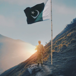 freetoedit picsart madewithpicsart independenceday pakistan
