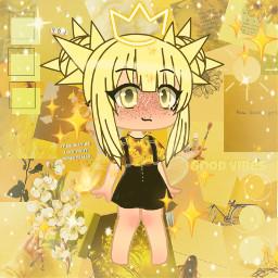 freetoedit gachalifeedit gachalife gachalifecharacter gachalifecommunity yellowaesthetic yellow
