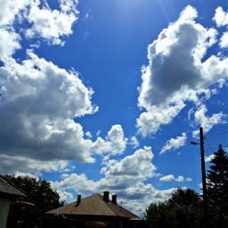 sunnydays sunnyclouds