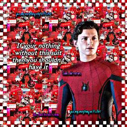 tomholland spidermanhomecoming spidermanintothespiderverse spidermanfarfromhome peterparker givesamher1kback givesamanthaher1kback avengers avengersendgame freetoedit