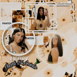 charli charlidamelio beige collage interesting freetoedit