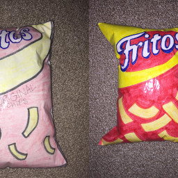 freetoedit fritos chips papersquishies