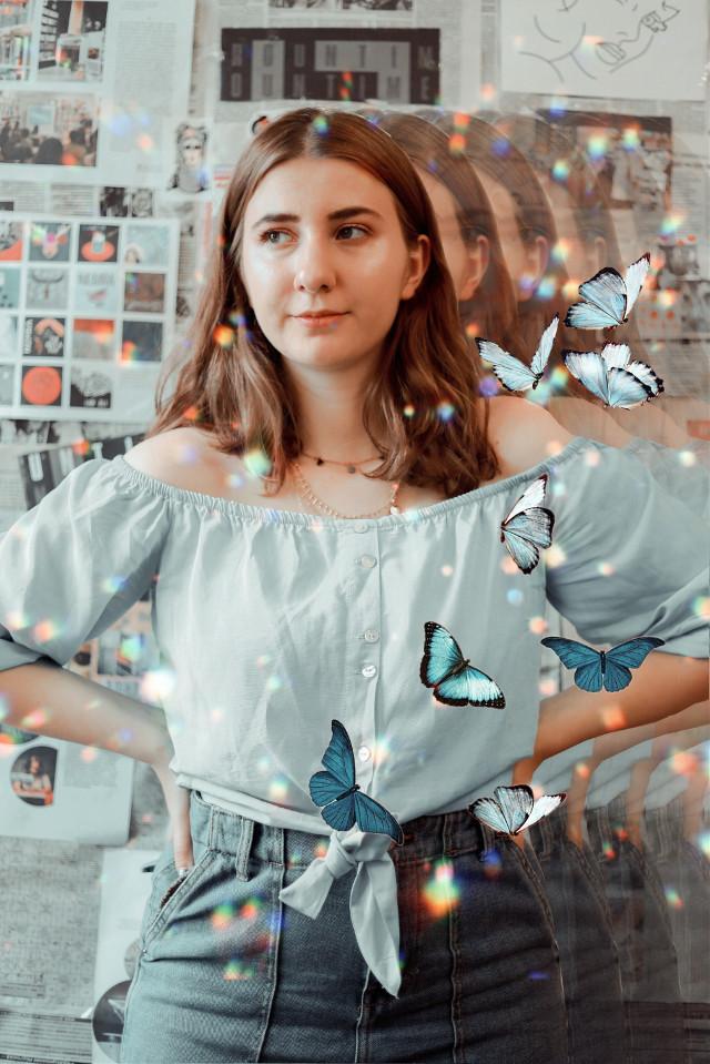 #replay #aestheticedit #heypicsart #madewithpicsart #butterfly #butterflyaesthetic #aesthetic #art #artsy