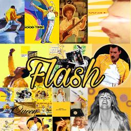 queenband flashgordon rogertaylor brianmay freddiemercury johndeacon rocknroll classicrock freetoedit