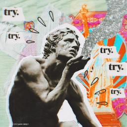 collage paper scrapbook greekstatue colorful collageedit digitalcollage collageart creativeedit vintageaesthetic retroaesthetic vintagecollage aestheticcollage freetoedit