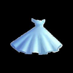 gacha gachaclub gachalife dress long blue formal freetoedit