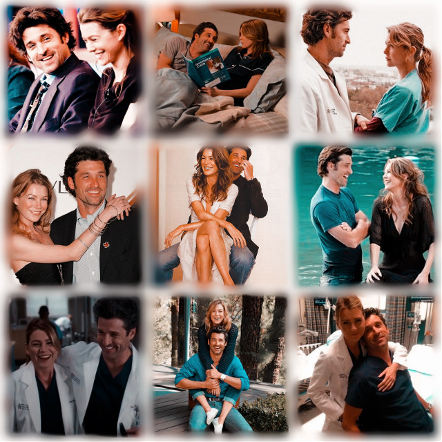 cant convince they werent in love at one point while filming. #greysanatomy