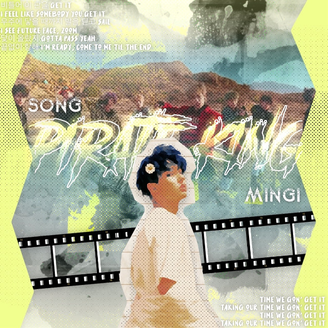 {open}  Song playing: pirate king by ateez  {read until the end}  Helloo extrasss, here's an edit for the GREAT SONG MINGI 👑  HAPPY BDAY MINGIIISKKSKSKKEJDHDHSIJSVEBS WE LOVEEE UUUU, ALSOooOoO LAST WEEK ATEEZ HAD THEIR FIRST WIN FOR INCEPTION SO CONGRATSSSSS 🥳🥳🥳🥳  BUT YALL WE STILL GOTTA STREAMM ATEEZ MIGHT LOSE TO GIDLE SO STREAM STREAM STREAAAMMM  (CONGRATS TO GIDLE IF THE DO THO)  This is also a contest entry for @milkykookie- and @bvbbletae-   + @olivia_hye_  #k-escape1 #hye600contest  Info about edit:  Idol: Mingi Theme: yellow/green/neon Type: bday edit + contest entry Time taken: 52 mins Inspo: none Stickers: my stickers Creation date: 4th August  Personal rating: 7/10  #mingi #mingiedit #mingiateez #songmingi #songmingiedit #songmingiateez #ateez #ateezedit #kpop #kpopedit #aesthetic #mvedit #mv #happymingiday #happybdaymingi #happysongmingiday #happybirthday  #pirateking #piratekingateez #piratekingmv   (IK ITS WAYYYY PAST HIS BIRTHDAY IN KOREAN BUT I CANT WAKE UP THAT LATE- KEJDHENKDKDU)  (NEXT IN LIKE IS HYUKAS BDYAYAYAYyyYyY)  Talented editors:  (🎐) @sunny_kpop (🎏) @justnseagull  (🎎) @vvs_tyline  (🐚) @kathleen_s (🏮) @soso_bts_v  (🔱) @kawaii_maknae  (🧧) @lilackookie  (♣️) @smolseulgibear  (🃏) @soi__makeitwow  (🍡) @mango_mxchi  (🥡) @monkey-kim  (🔔) @yunaluv- (🍬) @sourcqndy- (🥢) @jaehyuns_dimple  (🍵) @3taetenmochi3  (🦦) @rufescent_aesthete (🦥) @-mini-min (🍧) @magicsunshine  (🍣) @milkykookie- (🐥) @emptycandywrappers (🍱) @-dustymoon  (🐉) @milkykookie- (🍙) @kidakim  (🥒) @__lumoon  (🍓) @hobi-hope  (🍈) @hyukaa_  (🍄) @hcney_lalice  (🦜) @axh-starr (🦩) @_linnix (🐲) @blackironcat_ (🎋) @tinybeomie (🏵) @mintymist97 (🧾) @manipulationedits (⛩) @your__devil (🌸) @retroseoul (🥺) @dong_hyunjin (🧊) @-hxneylix (🥂) @_taemily_ (🧂) @agkxedits (☂️) @-blossomhan- (💗) @tataegi_ (👯♂️) @hanjenn100 (🎇) @-cypher_joon- (🎫) @tr_edit1306 (💿) @-kookie-  Dm to be added to the taglist  Dm to be off the taglist  Dm if you've changed ur username