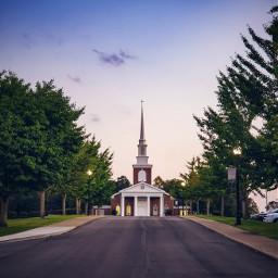 freetoedit church wedding evening perspective