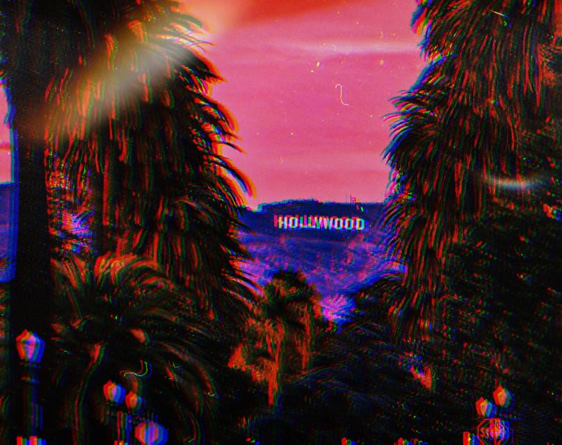 #freetoedit #hollywood #losangeles #la #hollywoodsign #california