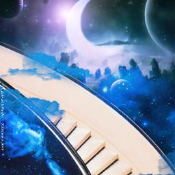 freetoedit stars galaxy moon dream surreal irccitrussteps citrussteps