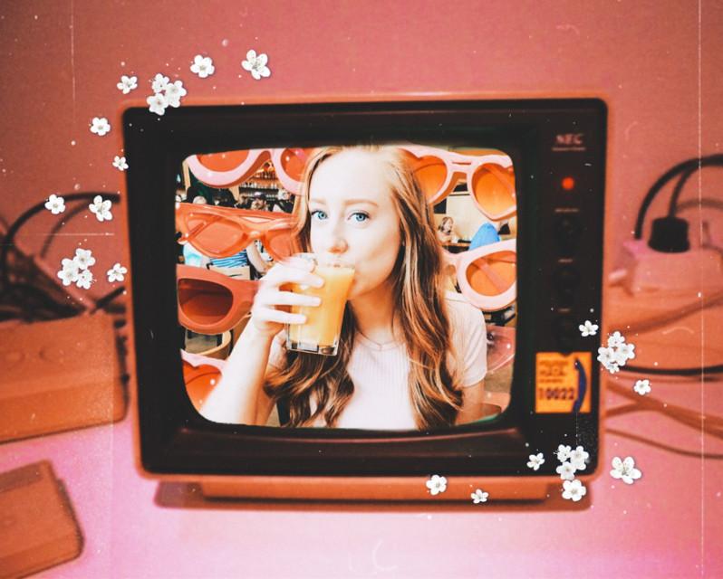 i love this edit~ it seems so simple!   tags: #freetoedit #katie #katiegonzales #kbandbaby #teenmom #tv #flowers #pink #vintageaesthetic #vintage