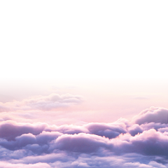 freetoedit skyandclouds cute kawaii background glow purple pink pngbyet
