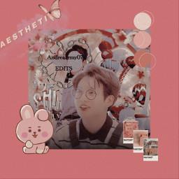 freetoedit jungkook btsjungkook bangtanseonyeondan aesthetic pink bts kookie andreaarmy07 jungkookbtsedit rosa fyp
